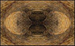 Cerámica antigua abstracta Imagen de archivo