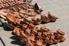 Cerámica mexicana Foto de archivo libre de regalías