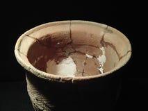 Cerámica neolítica Fotografía de archivo libre de regalías