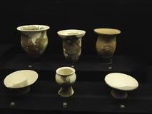 Cerámica neolítica Fotos de archivo