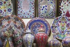 Cerámica turca Imagen de archivo libre de regalías