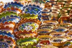 Cerâmica Fotografia de Stock