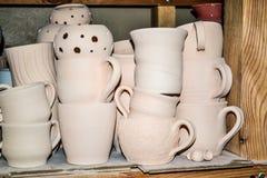 Cerâmica brilhante foto de stock