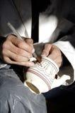 Cerâmica da cerâmica do artesanato Fotos de Stock