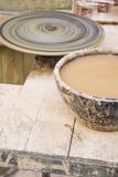 Cerâmica da lama Foto de Stock