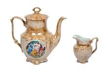 Cerâmica da porcelana Fotografia de Stock Royalty Free
