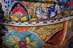 Cerâmica de Talavera foto de stock