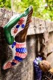 Cerâmica do camarão Imagens de Stock Royalty Free
