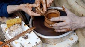 Cerâmica feito à mão filme