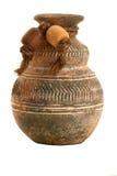 Cerâmica isolada Imagem de Stock