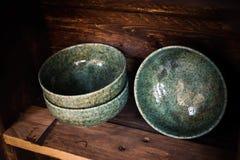 Cerâmica japonesa Foto de Stock Royalty Free