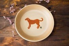 Cerâmica japonesa Foto de Stock