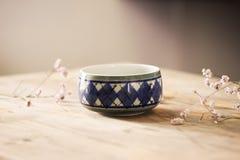 Cerâmica japonesa Fotografia de Stock Royalty Free