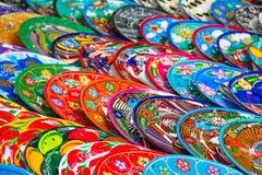 Cerâmica mexicana Imagens de Stock