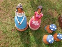 Cerâmica no koomwimandin Fotografia de Stock