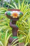 Cerâmica no parque Imagens de Stock Royalty Free