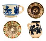 Cerâmica romena Fotos de Stock Royalty Free