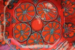 Cerâmica típica de Erice (Sicília) Imagens de Stock Royalty Free
