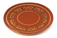 Cerâmica tradicional européia do leste Imagem de Stock Royalty Free