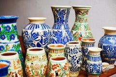 Cerâmica tradicional romena Imagem de Stock Royalty Free