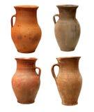 Cerâmica tradicional velha Fotografia de Stock