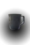Cerâmico cinzento Fotografia de Stock