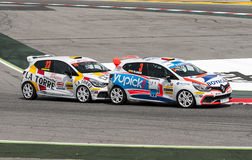 CER & CEV ENDURANCE CUP SPAIN Stock Photo