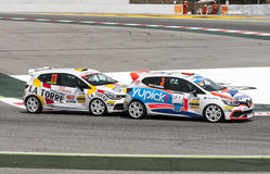 CER & CEV ENDURANCE CUP SPAIN Royalty Free Stock Photos