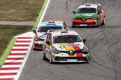 CER & CEV ENDURANCE CUP SPAIN Royalty Free Stock Image