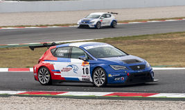 CER & CEV ENDURANCE CUP SPAIN Royalty Free Stock Photo