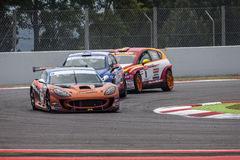 CER & CEV ENDURANCE CUP SPAIN Stock Image