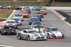 CER & CEV ENDURANCE CUP SPAIN Stock Photos