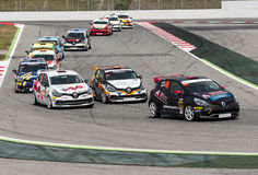 CER & CEV ENDURANCE CUP SPAIN Stock Photography