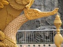 Cera de la vela que talla estilo tailandés del ángel Fotos de archivo