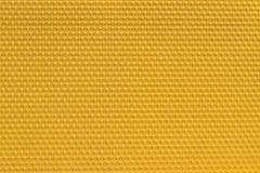 Cera de las células vacías amarillas de las abejas Foto de archivo libre de regalías