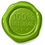 Cera de selagem verde Foto de Stock