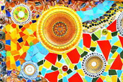 Ceramic. Art of ceramic ,Art on the walls Royalty Free Stock Image