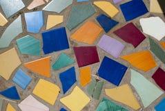 Ceramic art from Vietri sul Mare village, by Amalfi peninsula Royalty Free Stock Image