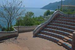 Ceramic art from Vietri sul Mare village, by Amalfi peninsula Stock Photography