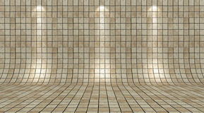 Ceramic background. Ceramic texture background with under spot light Royalty Free Stock Photo