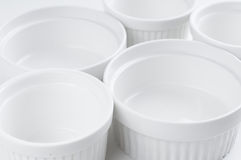 Ceramic bakeware Stock Images