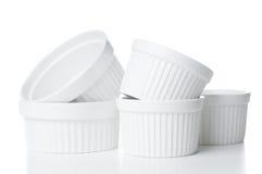 Ceramic bakeware  Stock Photos