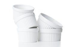 Ceramic bakeware  Stock Photo