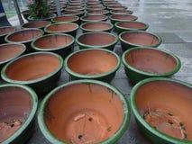 Ceramic basin Stock Photography
