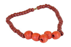 Ceramic beads Royalty Free Stock Photos