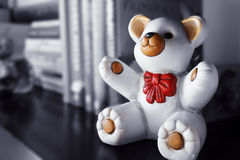 Ceramic bear Stock Image