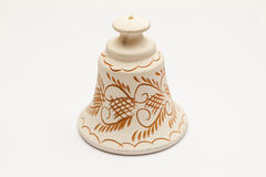Ceramic bell Royalty Free Stock Photos