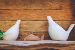 Ceramic bird Royalty Free Stock Photo