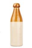 Ceramic bottle Royalty Free Stock Photography