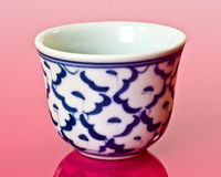 Ceramic bowl Stock Images